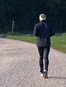 Det är kul att springa med min Garmin Forerunner 235!